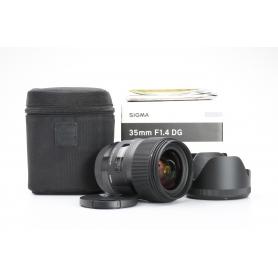 Sigma DG 1,4/35 HSM ART C/EF (224921)
