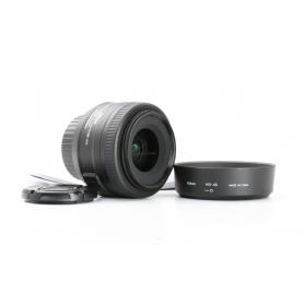 Nikon AF-S 1,8/35 G DX (224942)
