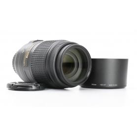Nikon AF-S 4,5-5,6/55-300 G ED VR (225100)
