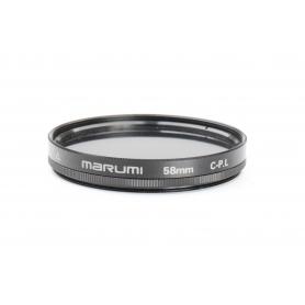 Marumi Polfilter 58 mm CPL E-58 (224977)
