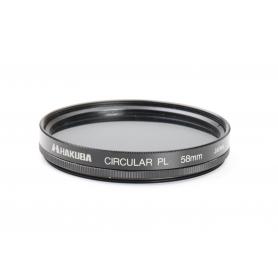 Hakuba Polfilter 58 mm Circular PL E-58 (224979)
