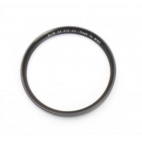 B+W UV-Filter 62 mm 010 UV-Haze 1x MRC E-62 (225002)