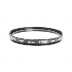 Hoya 62 mm UV-Filter UV(0) E-62 Japan (225006)