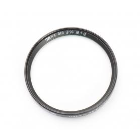 B+W UV-Filter 55 mm E 010 1x MC E-55 (225007)