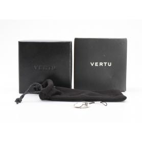 Vertu Universal V Charm AG SILBER logo Polished (225150)