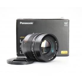 Panasonic Leica DG Nocticron 1,2/42,5 ASPH MFT (225190)