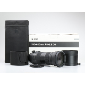 Sigma DG 5,0-6,3/150-600 HSM OS S Sports C/EF (225201)