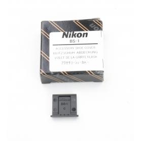 Nikon BS-1 Blitzschuh Kamera Abdeckkappe Original (224824)