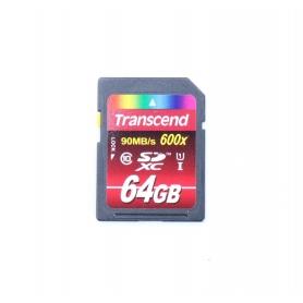 Transcend SD Karte 64GB 600x 90MB/s (224847)