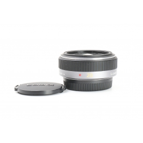 Panasonic Lumix G 1,7/20 ASPH. II Silber (225189)
