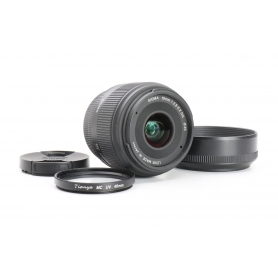 Sigma EX DN 2,8/19 Black für Micro Four Thirds MFT (225212)