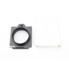 Hama Filterhalter 75x75 mm M55 55mm Filter Holder (224832)