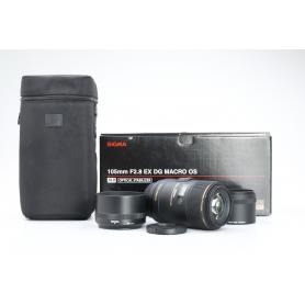Sigma EX 2,8/105 DG Makro OS für Sony (225224)