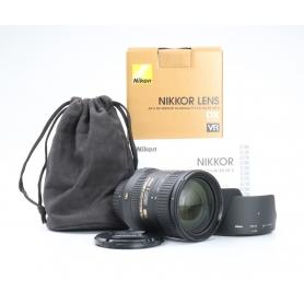 Nikon AF-S 3,5-5,6/18-200 IF ED VR DX II (225255)
