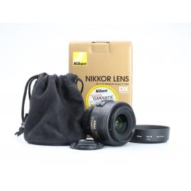 Nikon AF-S 1,8/35 G DX (225182)