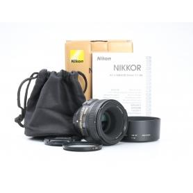 Nikon AF-S 1,8/50 G (225265)