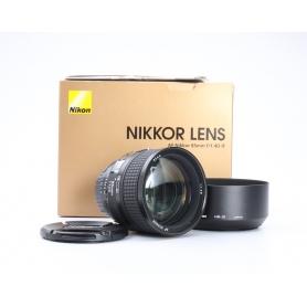 Nikon AF 1,4/85 D IF (225266)