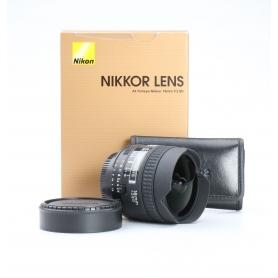 Nikon AF 2,8/16 D Fisheye (225278)