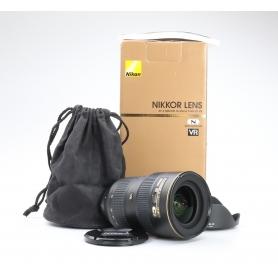 Nikon AF-S 4,0/16-35 ED VR (225308)