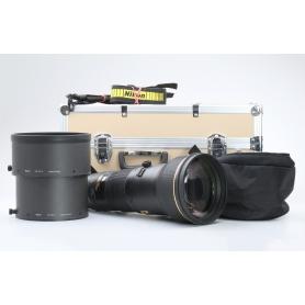 Nikon AF-S 4,0/600 G ED VR (224220)