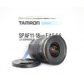 Tamron SP 4,5-5,6/11-18 LD IF DI II ASP C/EF (225359)