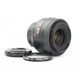 Nikon AF-S 1,8/35 G DX (225392)