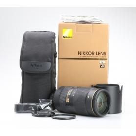 Nikon AF-S 4,5-5,6/80-400 G VR (225417)