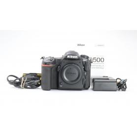 Nikon D500 (225375)