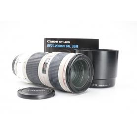 Canon EF 4,0/70-200 L USM (225455)