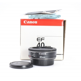 Canon EF 2,8/40 STM (225466)