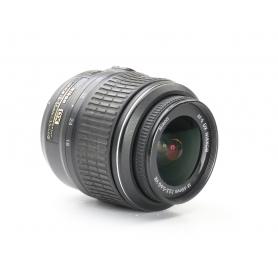 Nikon AF-S 3,5-5,6/18-55 G ED VR DX (225421)