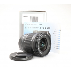Canon EF-S 4,5-5,6/10-18 IS STM (225482)