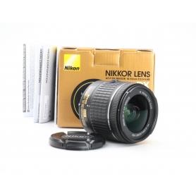 Nikon AF-P 3,5-5,6/18-55 G ED VR DX (225496)