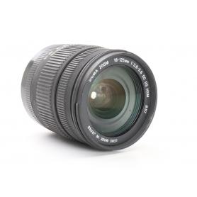 Sigma EX 3,8-5,6/18-125 DC IF HSM OSM C/EF (216370)