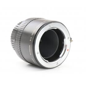 Minolta Extender 1:2-1:1 für MD 4,0/100 Makro (225516)
