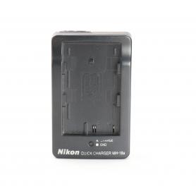 Nikon Ladegerät MH-18a (225425)