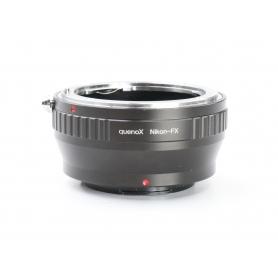 Quenox Adapter Nikon-FX (Fuji) (225440)