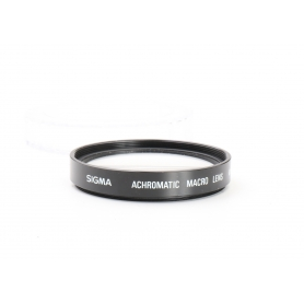 Sigma Close-Up Lens 58 mm Nahlinse Achromatic Macro Lens E-58 Makro (225501)