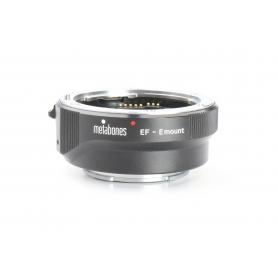 Metabones Objektivadapter Canon EF/Sony E-Mount (225513)