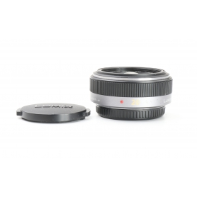 Panasonic Lumix G 1,7/20 ASPH. Silber (225519)