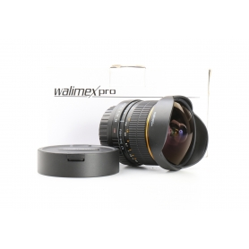 Walimex ASP 3,5/8 DG Fisheye Pro C/EF (Samyang) (225520)