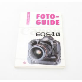 VFV Canon EOS 1v Foto Guide Buch | Günter Richter ISBN 9783889551221 | Buch (225536)