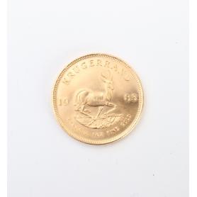 OEM Krügerrand Feingold Fyngoud 1oz Fine Gold 1983 (225542)
