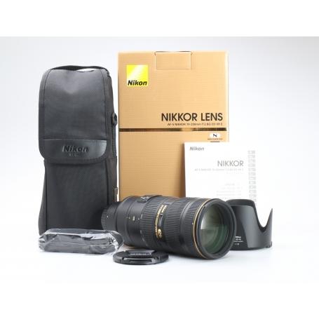Nikon AF-S 2,8/70-200 G IF ED VR II (225568)