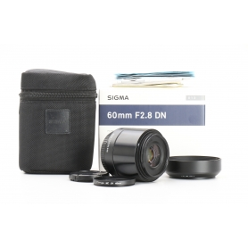Sigma DN 2,8/60 MFT (225572)