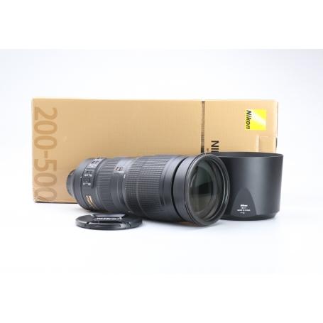 Nikon AF-S 5,6/200-500 G ED VR (225573)