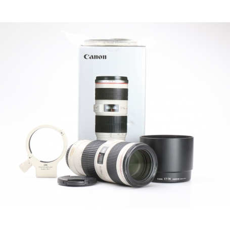 Canon EF 4,0/70-200 L IS USM (225589)
