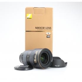 Nikon AF-S 4,0/16-35 ED VR (225598)