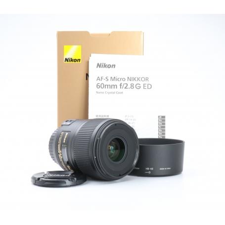 Nikon AF-S 2,8/60 Micro G ED (225599)