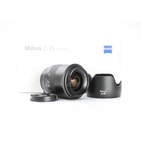 Zeiss Milvus 2,0/35 C/EF (225629)